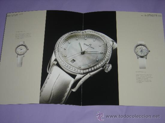 Relojes: MAURICE LACROIX. CATALOGO RELOJES MAURICE LACROIX NO VIGENTE. - Foto 2 - 28262834