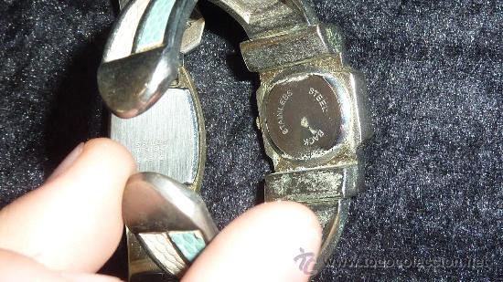 Relojes: Lote de 2 relojes tipo art deco. Marca Lanco y Jieersi. - Foto 7 - 29354562
