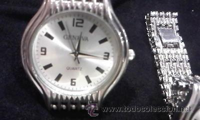 Relojes: Preciosa pareja de relojes para el y para ella de la marca GENEVA - Foto 4 - 29384106