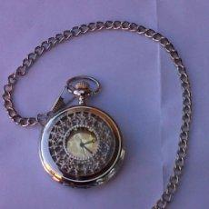 Relojes: PRECIOSO RELOJ DE BOLSILLO, A PILAS. Lote 29468725