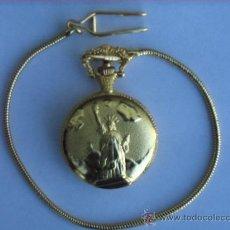 Relojes: PRECIOSO RELOJ DE BOLSILLO, A PILAS. Lote 29468771