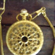 Relojes: PRECIOSO RELOJ DE BOLSILLO, A PILAS. Lote 29468811