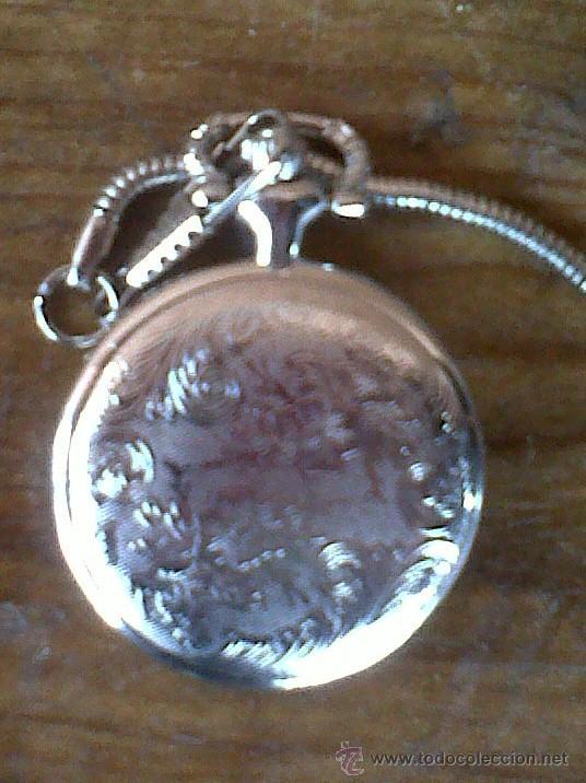 Relojes: PRECIOSO RELOJ DE BOLSILLO , A PILAS - Foto 3 - 29775453