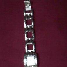Relojes: RELOJ DE SEÑORA DE ACERO MARCA TYT JAPAN MOVT. Lote 30191423