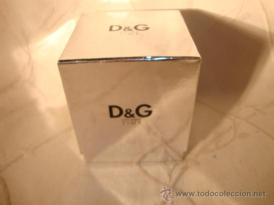 Relojes: D&G Dolce & Gabbana Time Watches, reloj Todo original de relojería. - Foto 2 - 30612572