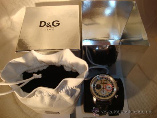 Relojes: D&G Dolce & Gabbana Time Watches, reloj Todo original de relojería. - Foto 8 - 30612572