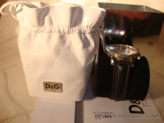 Relojes: D&G Dolce & Gabbana Time Watches, reloj Todo original de relojería. - Foto 9 - 30612572