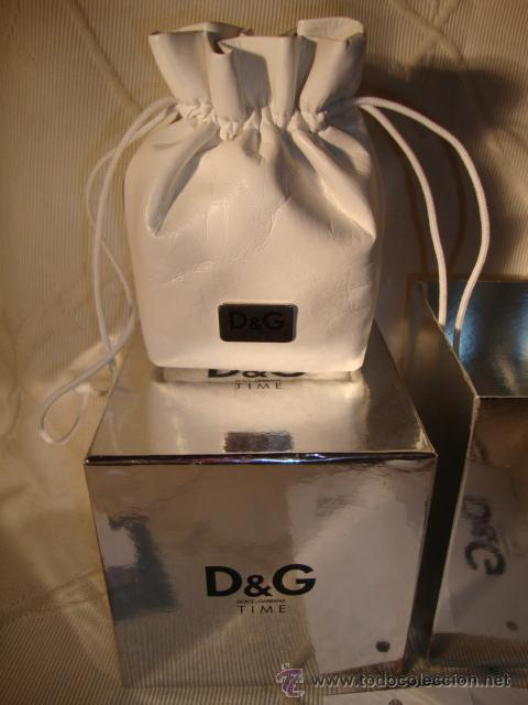 Relojes: D&G Dolce & Gabbana Time Watches, reloj Todo original de relojería. - Foto 12 - 30612572