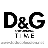 Relojes: D&G Dolce & Gabbana Time Watches, reloj Todo original de relojería. - Foto 14 - 30612572