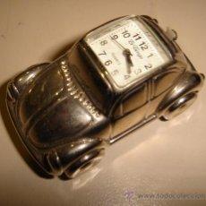 Relojes: RELOJ DE COLECCION AUTOMATICO CON FORMA DE COCHE. MARCA LE TEMPS, QUARTZ . Lote 32838430