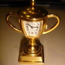 Relojes: RELOJ DE COLECCION AUTOMATICO CON FORMA DE TROFEO. MARCA LE TEMPS, QUARTZ . Lote 30353158