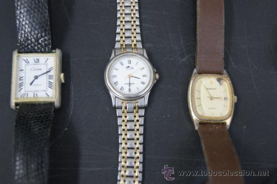 Relojes: Gran lote de relojes antiguos. desconozco del tema... ver fotos. - Foto 3 - 32456355