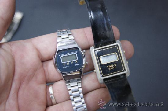 Relojes: Gran lote de relojes antiguos. desconozco del tema... ver fotos. - Foto 8 - 32456355