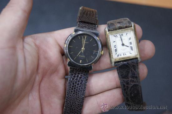 Relojes: Gran lote de relojes antiguos. desconozco del tema... ver fotos. - Foto 10 - 32456355