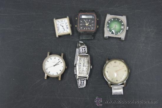 Relojes: Gran lote de relojes antiguos. desconozco del tema... ver fotos. - Foto 11 - 32456355