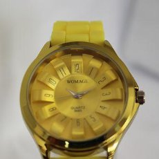 Relojes: RELOJ DE SILICONA. Lote 32481285