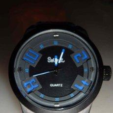Relojes: RELOJ PULSERA CABALLERO GRAN DIAMETRO. Lote 32598208