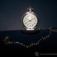 Relojes: RELOJ BOLSILLO CON CADENA . Lote 32989762