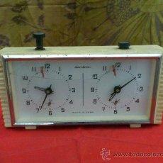 Relojes: RELOJ AJEDREZ JANTAR - MADE IN UZZR -. Lote 33080916