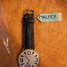 Relojes: ANTIGUO RELOJ ALFEX SUIZO. Lote 34431487