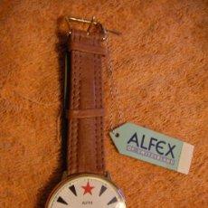 Relojes: ANTIGUO RELOJ ALFEX SUIZO NUEVO SIN USAR. Lote 34431500