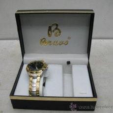 Relojes: BRAVO - BONITO RELOJ PARA REGALO. Lote 34781271