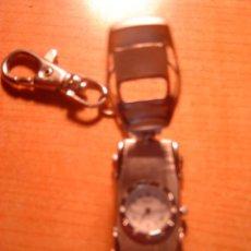 Relojes: LLAVERO COCHE RELOJ MARCA ELITE. Lote 35405374