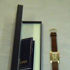 Relojes: RELOJ DE PULSERA JUNGHANS CUARZO-MOD.41/2255-CORREA DE PIEL-FUNCIONANDO-CON ESTUCHE. Lote 76696235