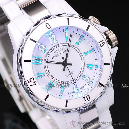 7abdee37ec16 Reloj pulsera deportivo mujer ohsen