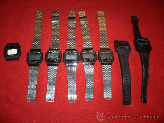 Lcd En Relojes Watch O Vendido Venta Lote Digitales Para Partes QroshdCxBt