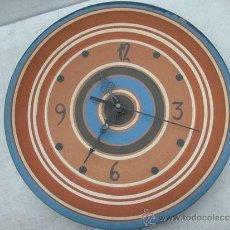 Relojes: RELOJ DE CERÁMICA. Lote 36039649