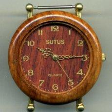 Relojes: RELOJ SUTUS PARA COLECCION. NO SE SI FUNCIONA. Lote 36758452