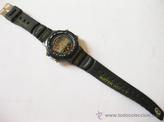 Relojes: RELOJ DIGITAL DE CUARZO AUDEL - ALARM CHRONOGRAPH - Foto 3 - 36790916