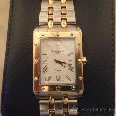 Relojes: RELOJ RAYMOND WEIL TANGO REFERENCIA 5381 CRISTAL ZAFIRO.. Lote 37422613