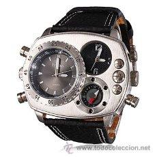 Relojes: RELOJ DE LOS HOMBRES CAMPASS PU. Lote 37481328