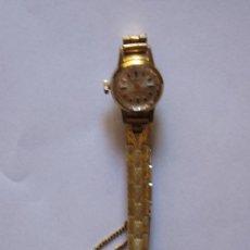 Relojes: RELOJ ANTIGUO DE SEÑORA O NIÑA. MARCA MAGNI. SWSS. MADE. 17 RUBIS.. Lote 38572766