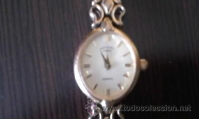 Relojes: Antiguo reloj rotary veneto made in SUISSE Bañado en oro. Para señora. Todo original. - Foto 4 - 38503617
