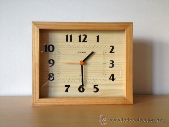 RELOJ PARED CUARZO (Relojes - Relojes Actuales - Otros)