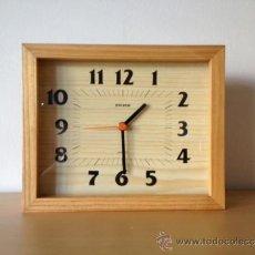 Relojes: RELOJ PARED CUARZO. Lote 38607481