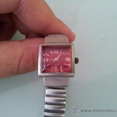 Relojes: ANTIGUO RELOJ DE PULSERA QUARTZ STAINLESS STEEL.. Lote 38612944
