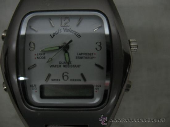 Relojes: Louis Valentin - Reloj de pulsera - Foto 2 - 38805806