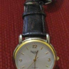 Relojes: RELOJ SEGUNDA MANO MARCA SELECT QUARTZ. Lote 38894367