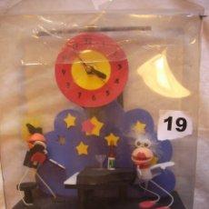 Relojes: RELOJ CON MOVIMIENTO DE FIGURAS - ESCENA DE UN PINANISTA Y CANTANTE DE JAZZ - ENVIO GRATIS A ESPAÑA. Lote 39751618