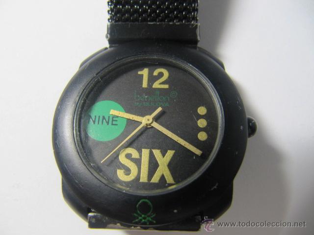 Reloj Esfera Benetton Estrenar Bulova Metalica 2 7 By FlexibleNuevo A CmsCorrea dthCBsxQr