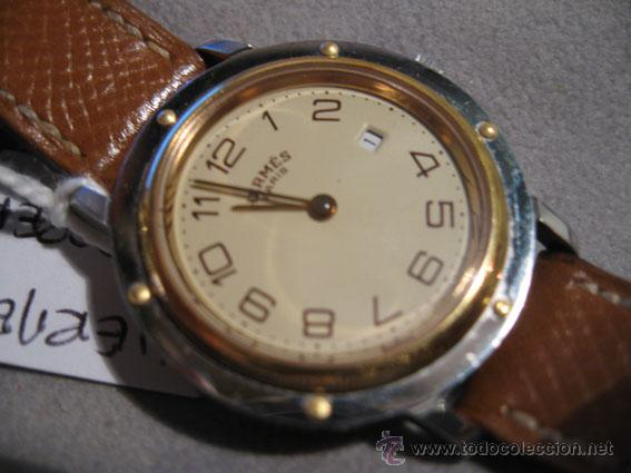 bb5fd138d2e Reloj hermes clipper original