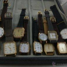 Relojes: LOTE DE 13 SAVAR,PHAROEKS...ETC Q16. Lote 149948565