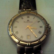 Relojes: RELOJ MARCA MAURICE LACROIX CORREA NUEVA DE SERPIENTE. Lote 40165134