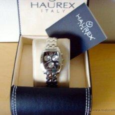 fe87b8422e33 reloj de sra. cronógrafo de la marca haurex ita - Comprar Relojes otras  marcas en todocoleccion - 40264274