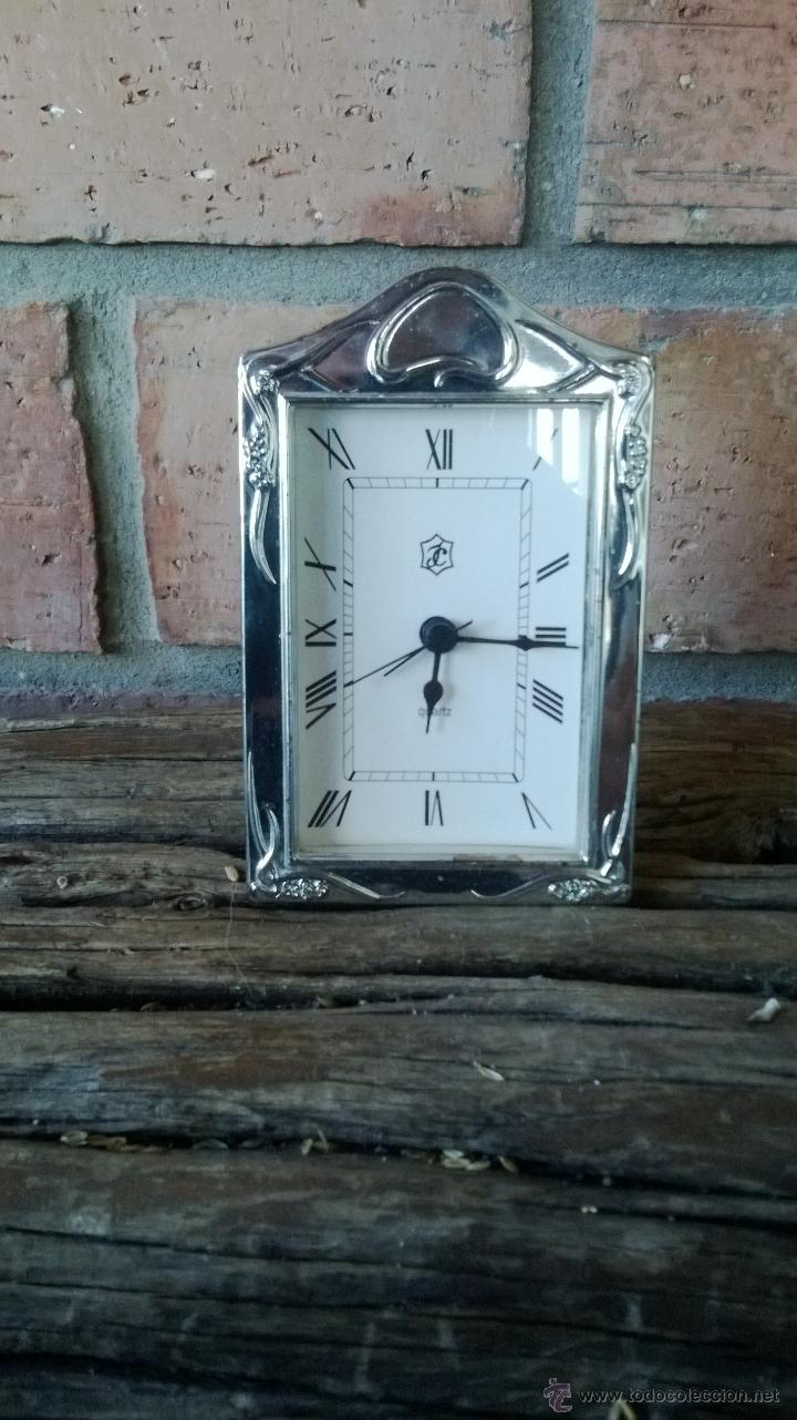RELOJ DE PLATA (Relojes - Relojes Actuales - Otros)