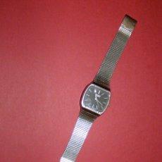 Relojes: ANTIGUO RELOJ ORIENT - QUARZ - TIPO CADETE - CASI COMO EL PRIMER DÍA - FUNCIONANDO -. Lote 40379589